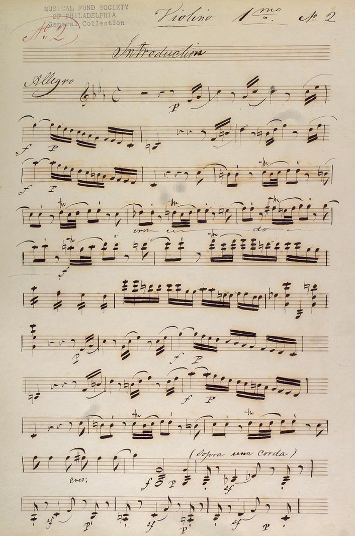 Beethoven Autograph 111