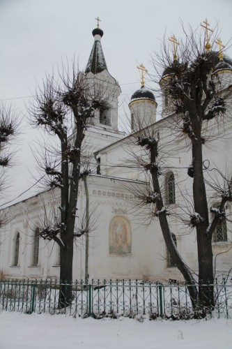 Tver church