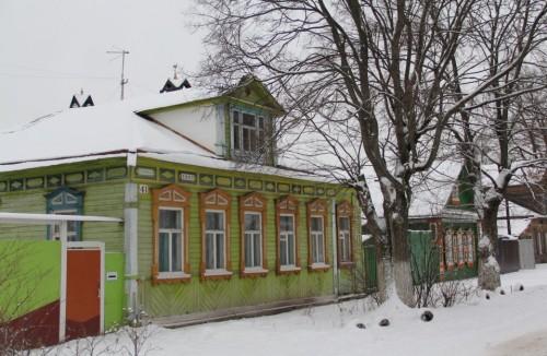 Tver house