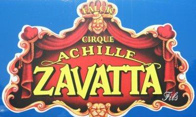 Cirque Zavattta poster